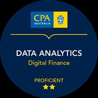 Data Analytics Micro-credentials badge