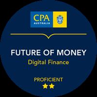 Future of Money Micro-credentials badge