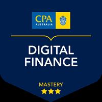 Digital Finance mastery badge